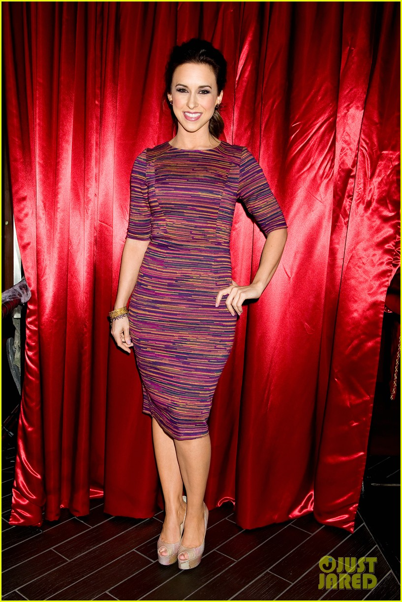Lacey Chabert at the 2013 Just Jared Halloween Party at Beachers Mad House