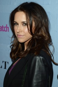 Lacey Chabert at People Style Watch Denim Awards in West Hollywood September 2013