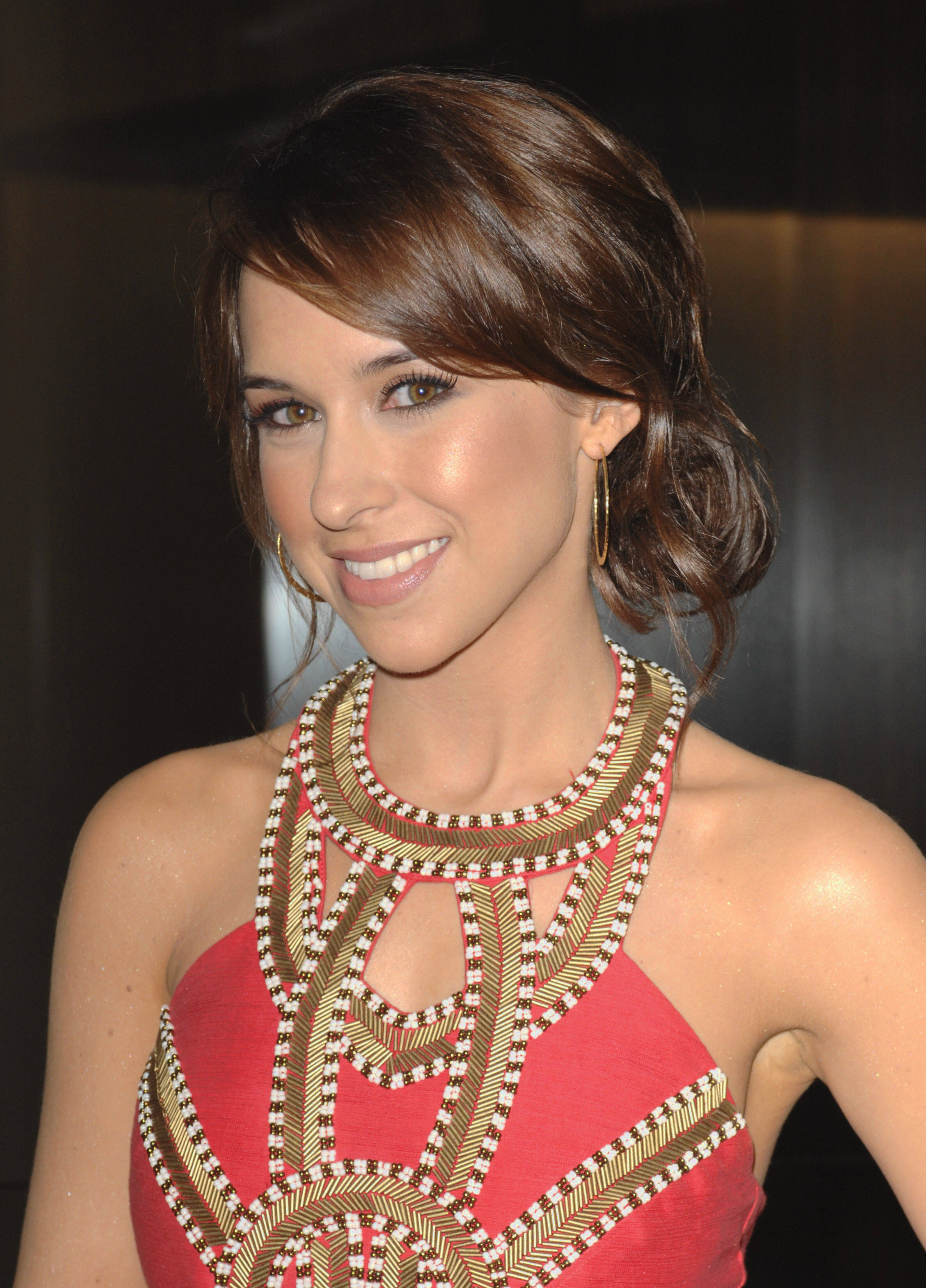 Lacey Chabert at Step Up Womens Network Inspiration Awards 2010