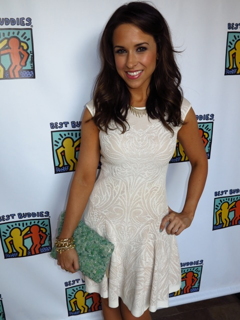 Lacey Chabert at Best Buddies Poker Event in Beverly Hills 2013