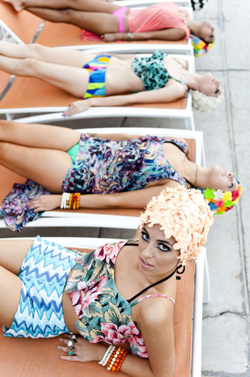 awake by the pool | Show Me Your MuMu