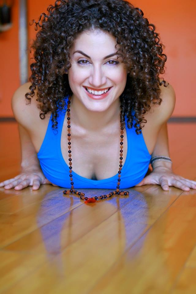 yoga instructor | Light Inside Yoga