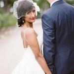 sarayu blue wedding makeup